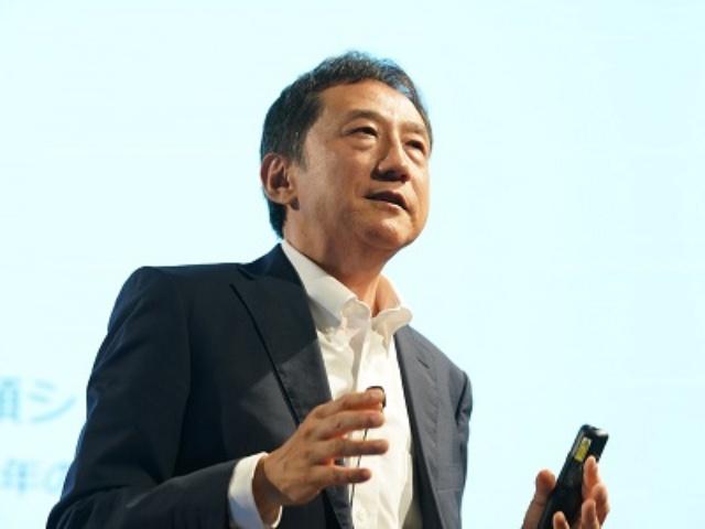 アリババ代表執行役員副社長 兼 アント フィナンシャル ジャパン代表執行役員COOの田中豊人氏
