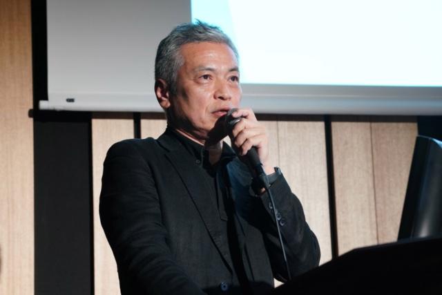 田中氏。1980年電通入社。東京ミッドタウンなど都市開発を担当。2016年4月にRemmoを設立。17年5月にリテールAI研究会を設立して現在に至る