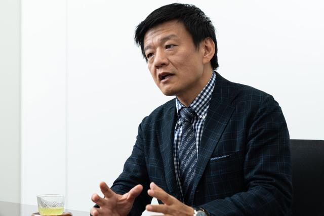株式会社 刀 代表取締役CEO 森岡 毅氏