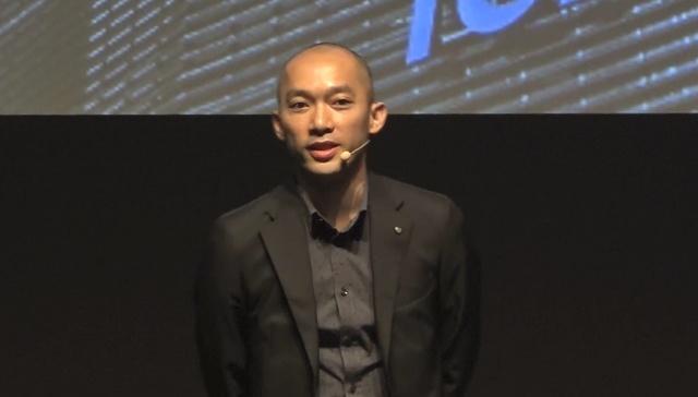 10億人が利用するメッセージアプリ「WeChat」を展開する中国の先進インターネット企業テンセントのベニー・ホー氏