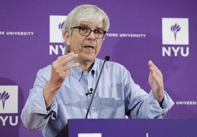 「内生的経済成長理論」と呼ばれる理論を確立したポール・ローマー氏(写真:UPI/アフロ)