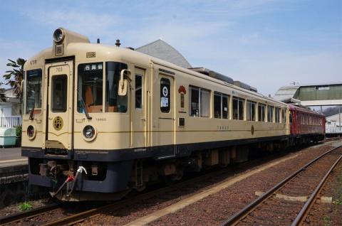 京都丹後鉄道のMaaSでは、駅を起点とした交通手段の整備ではなく、シェアバイクやデマンドバスなど複数の移動手段の一つとして鉄道を位置付けるという