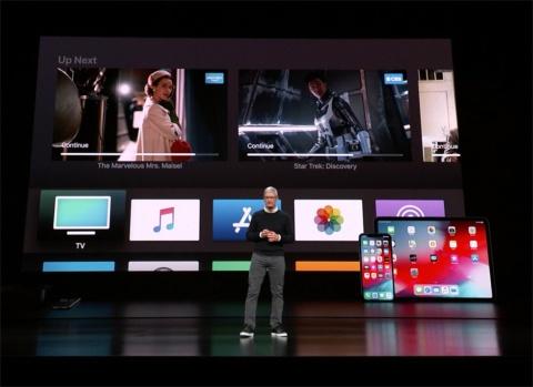 「Apple TV app」にさまざまなブラッシュアップを図った