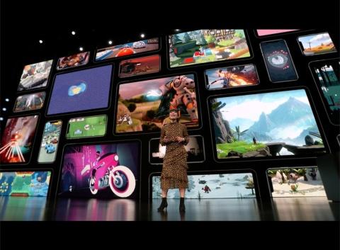 Apple Arcadeでしか楽しめないストリーミングゲームコンテンツがそろう