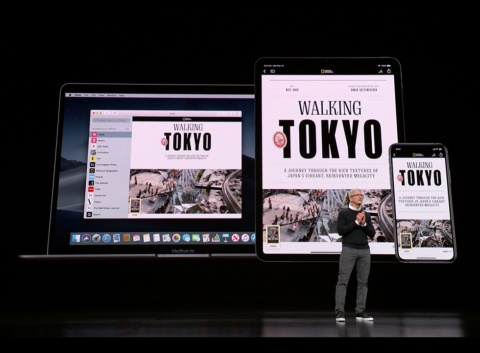 Mac/iPad/iPhoneで楽しめる「Apple News+」