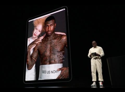 iPad Proの大画面を生かせる、ビジュアル性の高いコンテンツがそろう