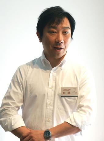 三菱電機ホーム機器家電製品技術部部長の岩原明弘氏