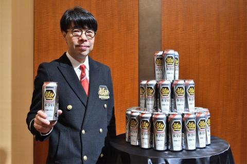 サントリーマーケティング本部長の和田龍夫氏