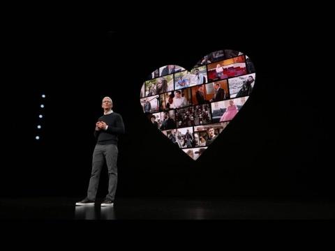 アップルは次世代に向けた動画配信などコンテンツ系サービスを発表