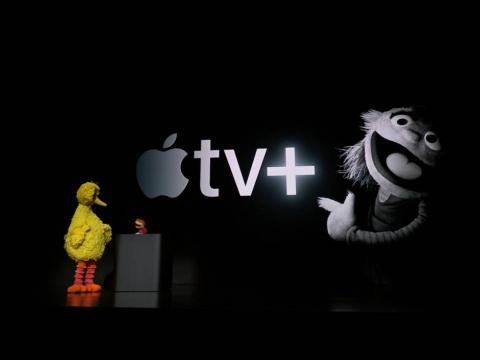 「Apple TV+」としてアップルはオリジナル映像コンテンツ製作にも乗り出す
