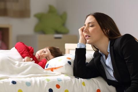 2019年3月28日、パナソニックは家事・育児を通して体にかかる負担を調査し発表した。調査はインターネット上で実施した(写真/Shutterstock)