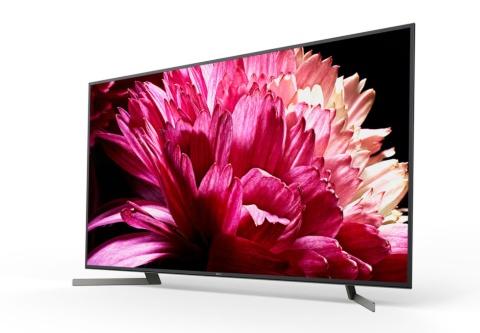 ソニーの液晶テレビ「X9500G」シリーズ