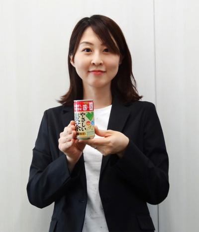 サントリー食品インターナショナルブランド開発事業部課長の高原令奈氏