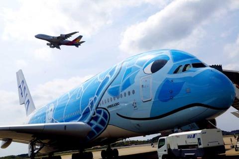 ANAの超大型旅客機A380でプレミアムエコノミーが激増のワケ(画像)