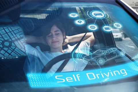 世界市場で見ると、2018年の時点で既に90%近くの新車が自動ブレーキや衝突警報などを搭載している(写真/Shutterstock)