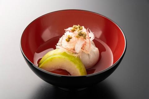 加賀野菜を使った汁物