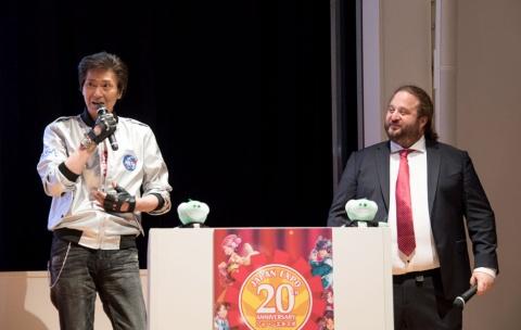 1985年にフランスで放映された「超電子バイオマン」レッドワン役の坂元亮介もゲストで参加する。今回は「超電子バイオマン」の5人がそろって参加し、ショーを開催する予定