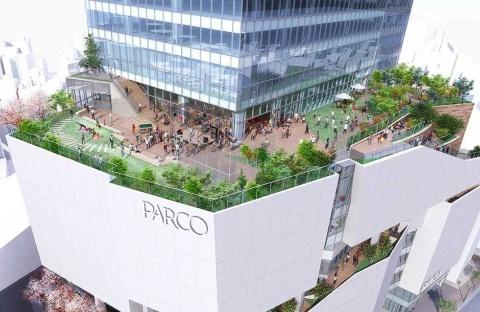 2019年11月開業予定の新生「渋谷パルコ」