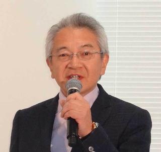 2019年6月18日の説明会でパルコの牧山浩三社長は、「パルコが小売りを元気にしていく」と話した
