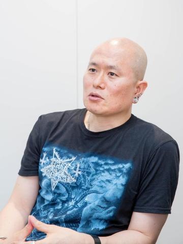 ジ・オーチャード・ジャパンの金子雄樹ヴァイス・プレジデント。前職はアマゾンジャパンのデジタル音楽事業部の編成担当だった