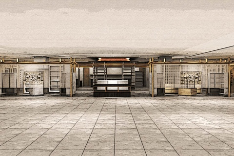 「中川政七商店 渋谷店」は11階に入店する。営業時間は10~21時