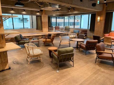 「Shibuya Open Innovation Lab(SOIL)」(東京都渋谷区渋谷1-13-9渋谷たくぎんビル7階)。営業時間は平日10~19時