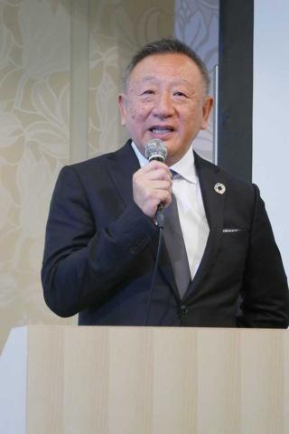退任後の記者会見で、岩田氏は時折、無念さをにじませた