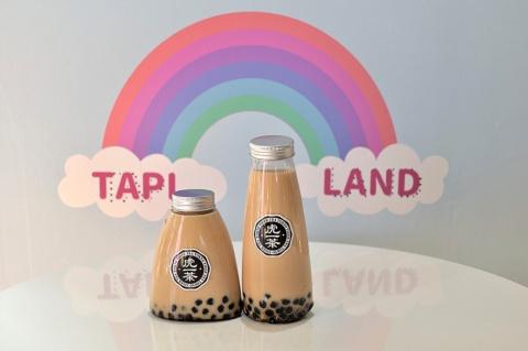 19年9月に1号店を出店予定の「虎一茶(タイガーティー)」は、代表が米国留学中にタピオカが一過性の流行でなく日常に浸透していた様子を見て出店を決めたという。台湾産のタピオカや茶葉を使用している