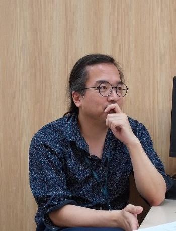 ポプラ社児童書事業局副局長「おしりたんていプロジェクト室」室長の髙林淳一氏もおしりたんてい人気の特異さに驚きを隠さない