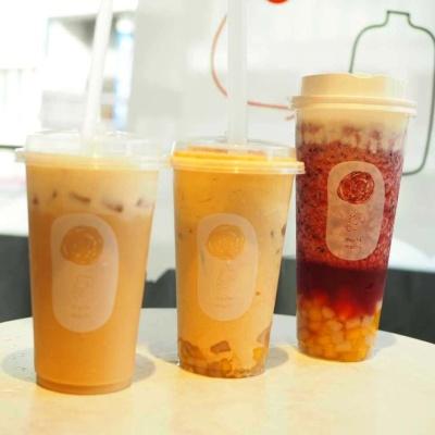 麥吉は、台湾メディアに「神のチーズティー」と称された現地でも人気のブランド