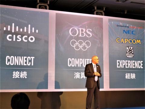 「接続」「演算」「経験」は、インテルが東京五輪で取り組む3つの柱