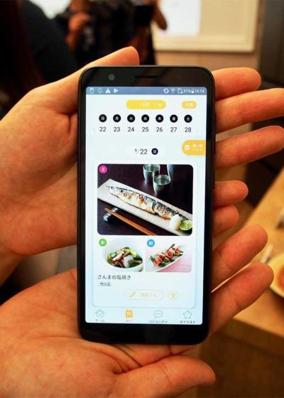 食のプラットフォームアプリ「キッチンポケット」は、人とレシピとキッチン家電をつなげることで、献立サポートや食材購入、調理サポートなど日々の悩みを解決する