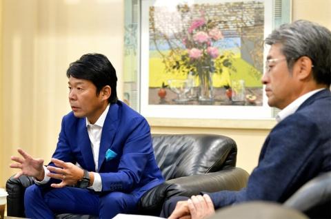 eスポーツ大会に「IPホルダーが主体的に関与するメリットがある」と強調するカプコンの辻本社長