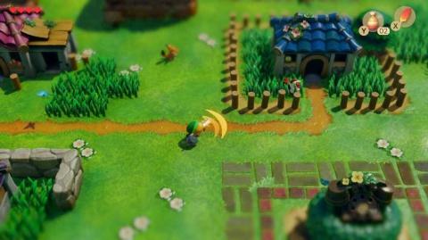 もともとは2Dのゲームを、ジオラマを思わせる3Dゲームとしてリメーク。世界の中を冒険できる