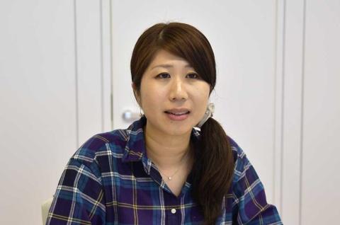 セガトイズ 企画本部プロダクト企画部主任の伊藤さやか氏