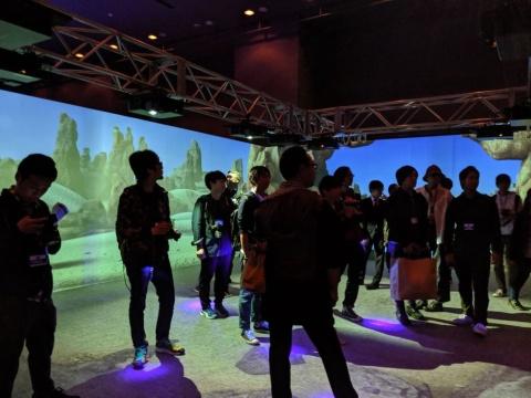 記念イベントとして「DNP Produce MONSTER HUNTER × NAKED『モンスターハンター』15周年展 - THE QUEST -」を19年10月31日から11月12日まで東京・秋葉原のベルサール秋葉原で開催する。制作・演出はネイキッド。プロジェクションマッピングなどを使い、ゲームの世界を体験できるようにした
