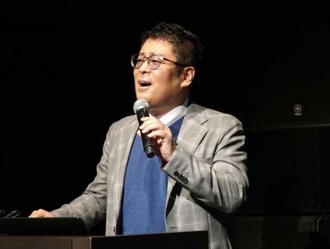 ヤマハミュージックジャパンAV・流通営業部マーケティング課課長 飯田哲也氏