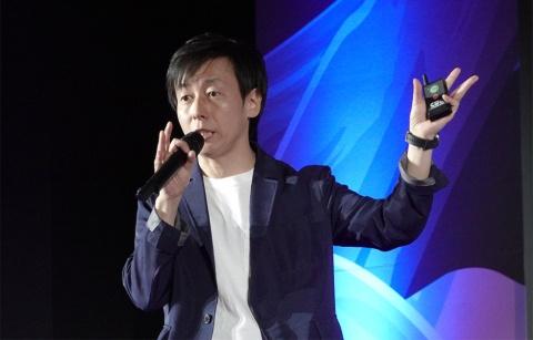 サイボウズ代表取締役社長 青野慶久氏