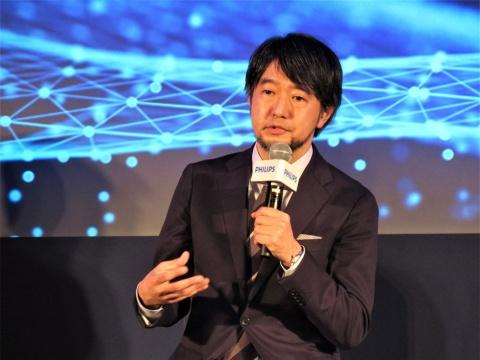 「睡眠負債」について解説する枝川教授