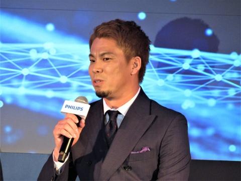 米大リーグ、ドジャースの前田健太選手は「試合で勝った後は眠れない」と話す