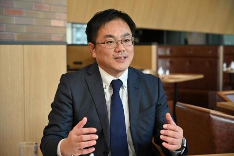 タイトー 新規事業部長兼イータテインメント部長 宮西隆昌氏