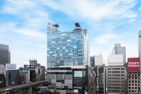 「渋谷フクラス」は渋谷駅西口バスターミナルの目の前という好立地