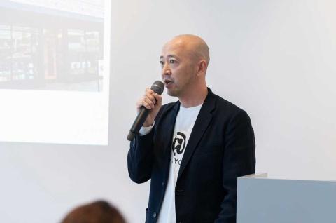 @cosme TOKYOを運営するコスメネクストの遠藤宗社長