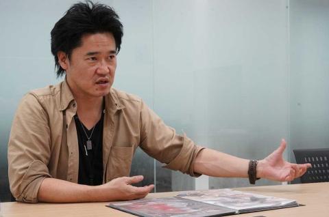 オンキヨー マーケティング部 クロスマーケティング課 エグゼクティブプロデューサーの亀井隆司氏