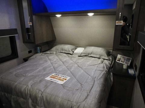 Jay Flight SLX 202QBWのベッドルーム