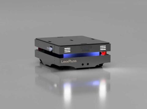 自動搬送ロボットのプロトタイプイメージ
