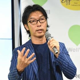 EGGS'N THINGS JAPAN代表の松田公太氏