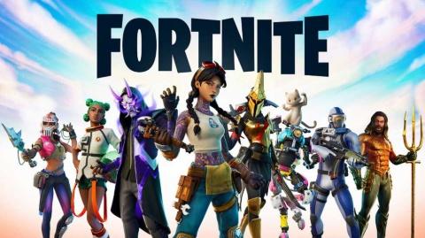 ダウンロードや基本プレーが無料のゲーム『フォートナイト』。PlayStation4、Nintendo Switchなど、複数のプラットフォームに対応している © 2020, Epic Games, Inc