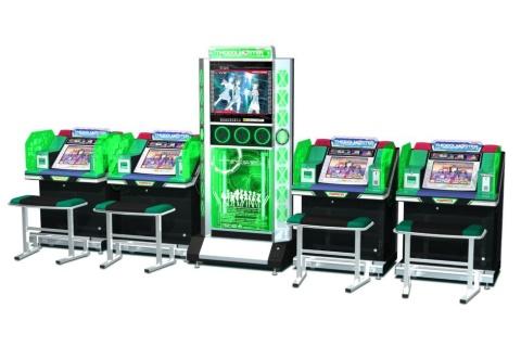 『アイドルマスター』は2005年、アーケードゲームとしてスタート
