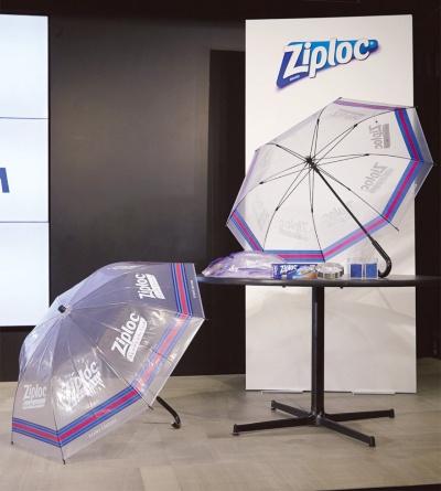「Ziploc RECYCLE PROGRAM」は循環型社会の実現に向けて、廃プラスチック問題解決に貢献することを目指している。「ジップロック」の回収は、2020年7月29日から開始した
